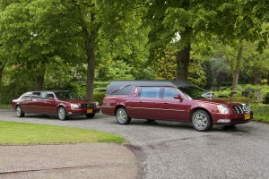 Borduax staatsie Cadillac